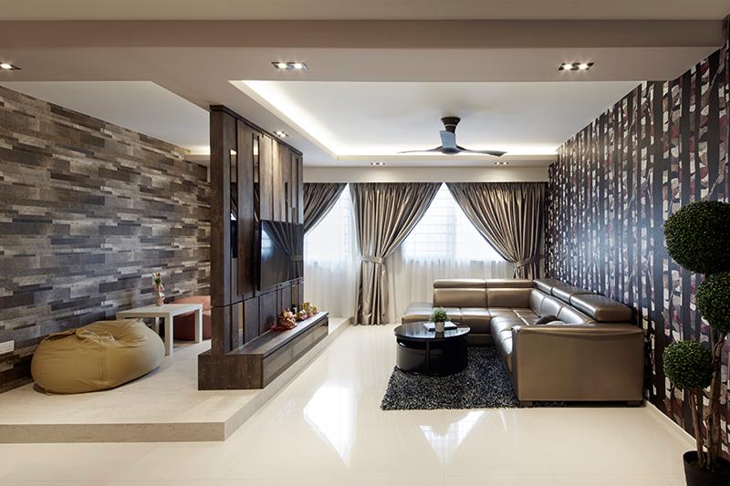 3 Room HDB @ Punggol Way