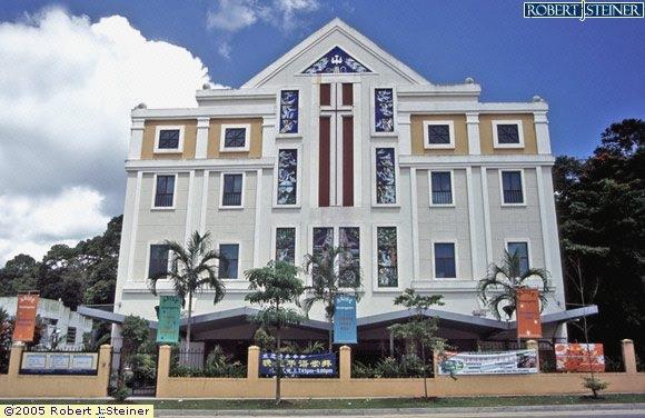 Church Of Singapore (Bukit Timah)