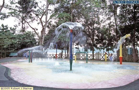 Singapore Zoological, Water Playground 2