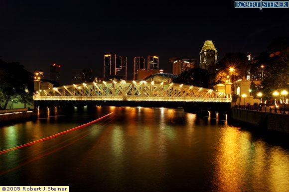 A Fusion View of the Elgin Bridge