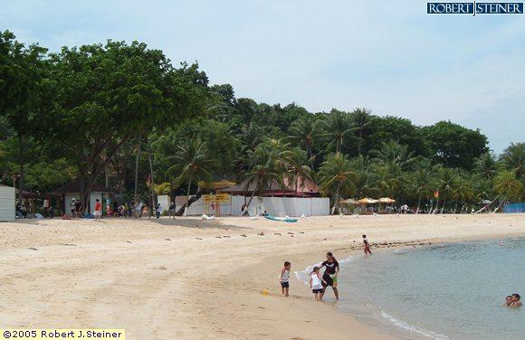 Sentosa Beaches, Palawan Beach