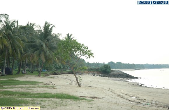 Pasir Ris Beach, Romancing Away