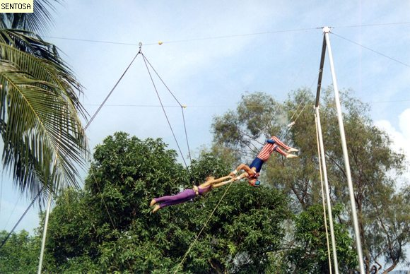 The Flying Trapeze, Fly Away