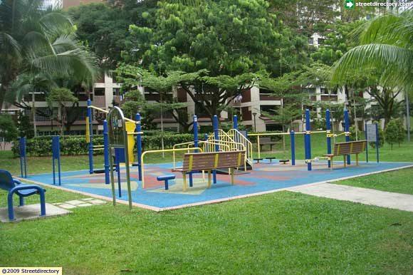Fitness corner simei park image singapore