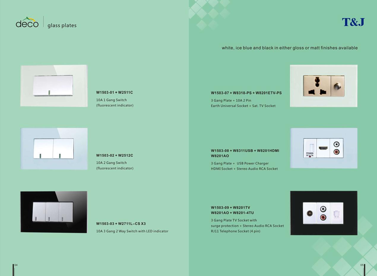 Switch Amp Socket
