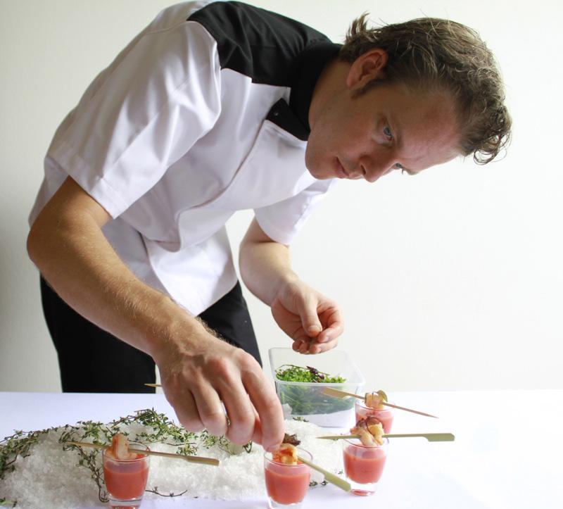 Chef Tim's Biography