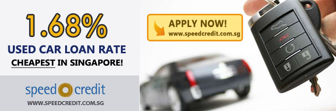Singapore Car Loan - Speed Credit