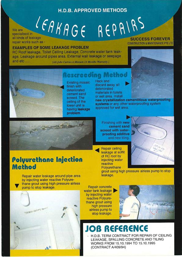 Success Forever Construction Amp Maintenance Pte Ltd 7 Toa