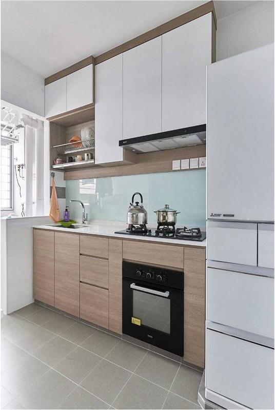 Minimalist Hdb Design: Modern-minimalist HDB Design Design Ideas