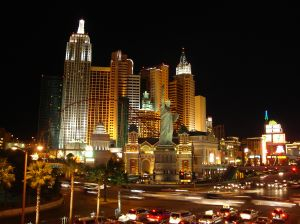 Map Of New York New York Casino.Map Of The Las Vegas Hotels