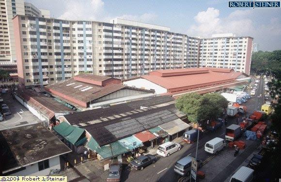 Geylang Serai Market, Overview