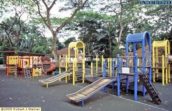 Singapore Zoological, Playground