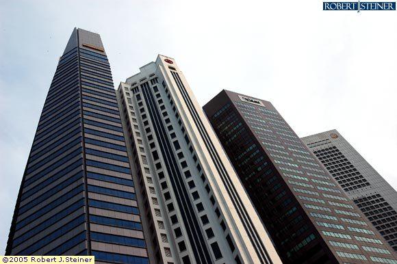Banks - Maybank, Bank of China, Standard Chartered & UOB