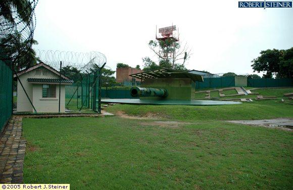 War Memorial Site - Johore Battery, Cosford Road