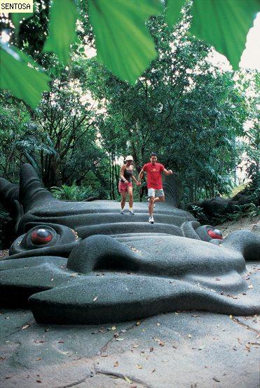 Dragon Trail, Dragon Head