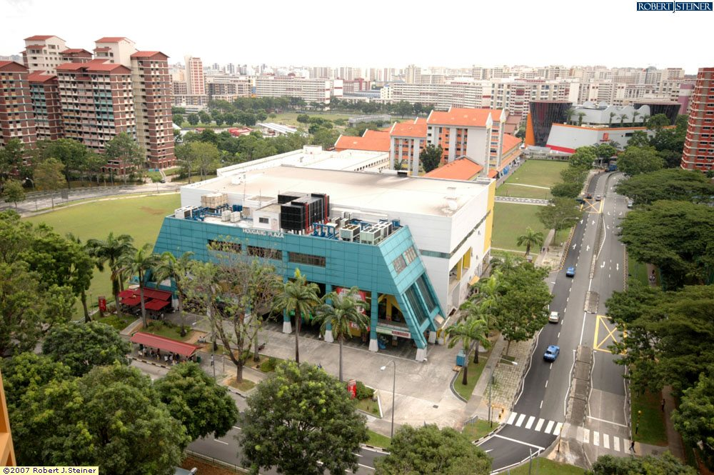 hougang overview