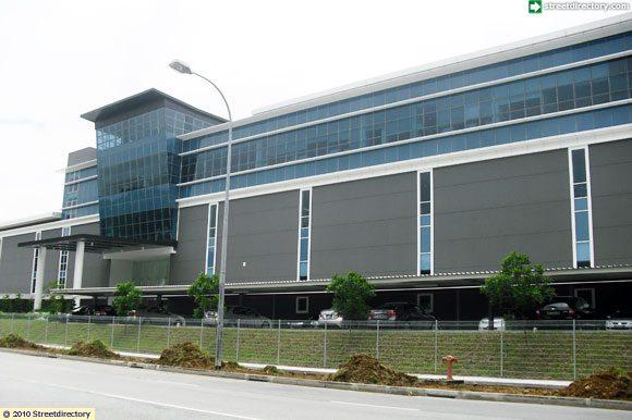 IBM Singapore Technology Park