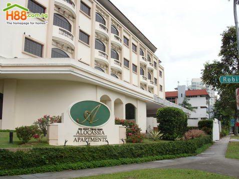 Alocassia Apartments